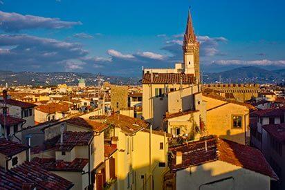 Firenze-tetoteraszrol